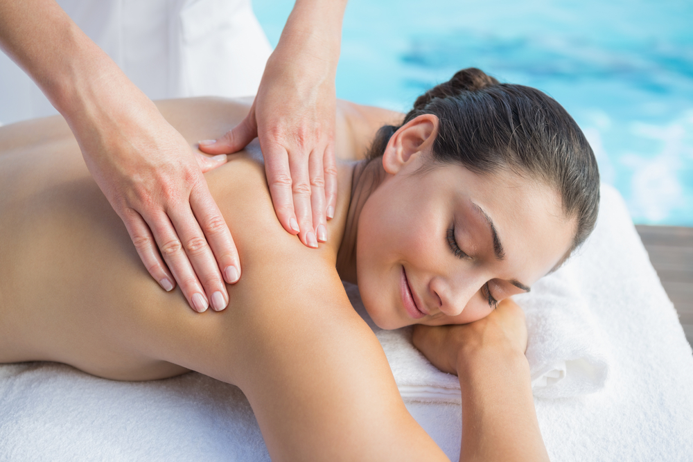 relaxation massage sunshine coast